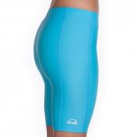 Шорты лайкра iQ UV300 женские голубые 1
