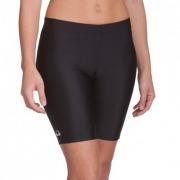 Шорты для плавания женские лайкра iQ UV300 черные
