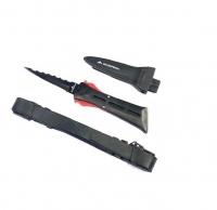 Нож Scorpena A2+ с ножнами и ремешками 2