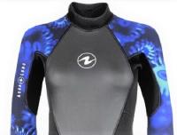 Женский гидрокостюм AquaLung Bali new  1