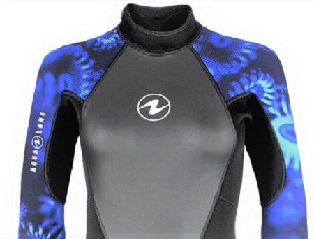 Женский гидрокостюм AquaLung Bali new