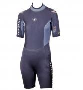 Короткий женский гидрокостюм Aqualung Dive 2017