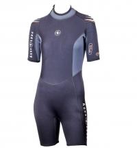Короткий женский гидрокостюм Aqualung Dive 2017  1