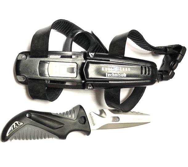 Нож Technisub Mini Zak Beta