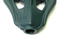 Трезубец Omer Mustad зелёный 3