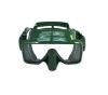 Маска Scubapro Frameless зеленая