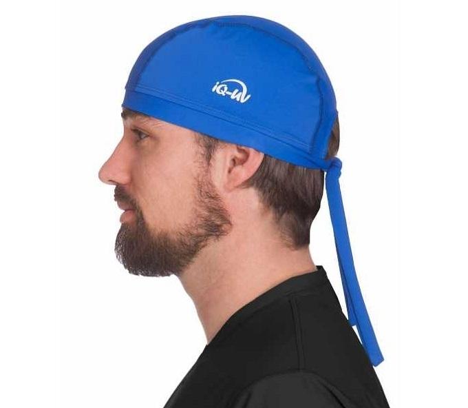Бандана iQ UV 300 синяя