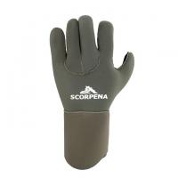 Перчатки полусухие Scorpena E 5мм 1