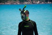 Маска Seac Sub Unica Snorkeling full face 8