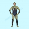 Гидрокостюм Scorpena C3 5мм Camo Green