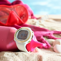 Suunto D4I Novo Light Gold с интерфейсом usb 3
