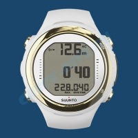 Suunto D4I Novo Light Gold с интерфейсом usb 5