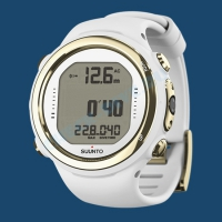 Suunto D4I Novo Light Gold с интерфейсом usb 2