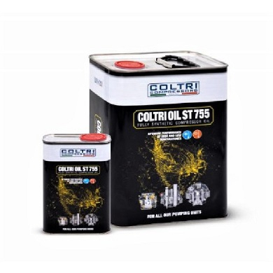 Масло компрессорное синтетическое Coltri ST755