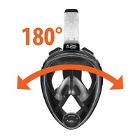 Маска для сноркелинга Tusa Full-Face Snorkeling 1