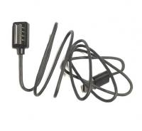 Suunto магнитный USB кабель черный 1