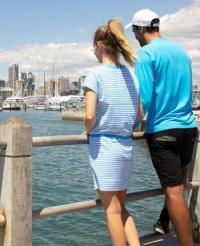 Пляжное платье IQ с UV защитой 3