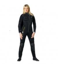 Гидрокостюм женский Waterproof W1 5мм  1