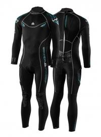 Гидрокостюм Waterproof W30 Ocean Green men 2