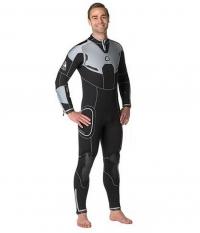 Гидрокостюм Waterproof W4 7мм мужской  1