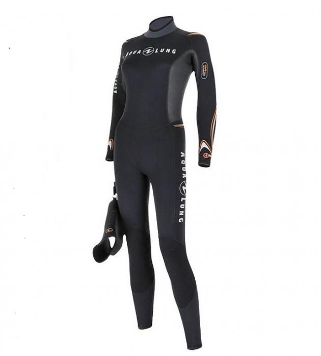 Гидрокостюм женский Aqualung Dive 2017 7мм моно