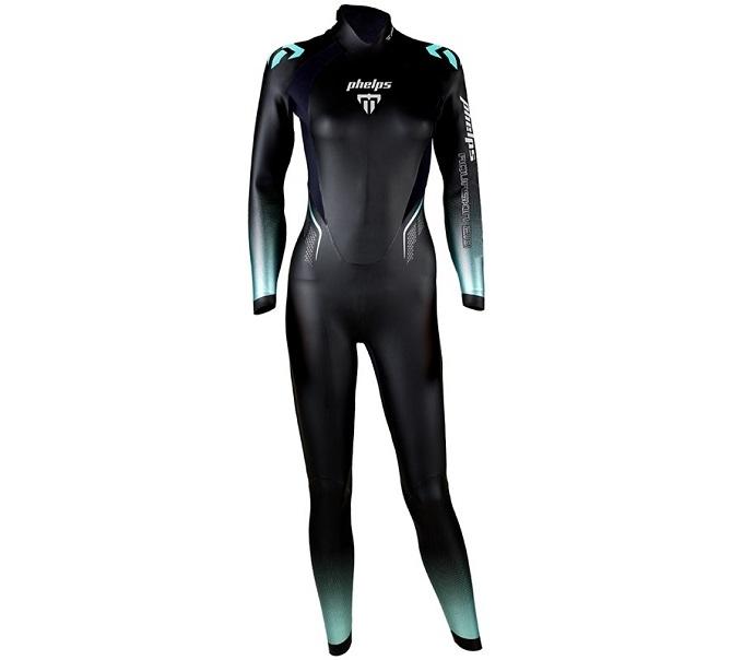 Женский гидрокостюм Phelps Aquaskin 2020