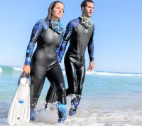 Женский гидрокостюм AquaLung Bali new  3