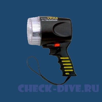 Фонарь Technisub Mini Vega
