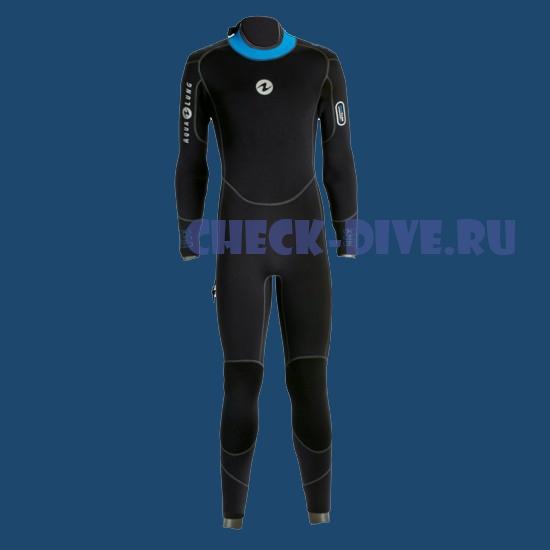 Гидрокостюм мужской Aqualung Dive Flex 5.5мм