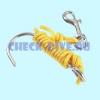 Крюк рифовый с линём и карабином