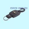 Ретрактор с карабином и кольцом