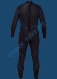 Гидрокостюм 7мм Bare Sport S-Flex Full  2