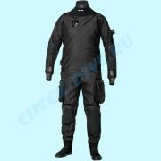 Сухой гидрокостюм Bare X-Mission мужской