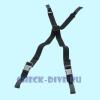 Подтяжки для сухого гидрокостюма Waterproof