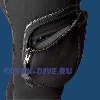 Гидрокостюм Waterproof SD Combat 7мм мужской 7