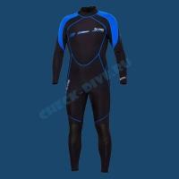 Гидрокостюм Bare Sport S-Flex 5мм мужской  3