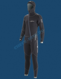 Гидрокостюм Aqua Lung Bering Comfort 6,5мм 2014 3