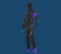 Гидрокостюм Беринг Комфорт 2016 Aqua Lung женский 3
