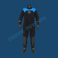 Сухой гидрокостюм Bare XSC2 Pro Dry мужской 1