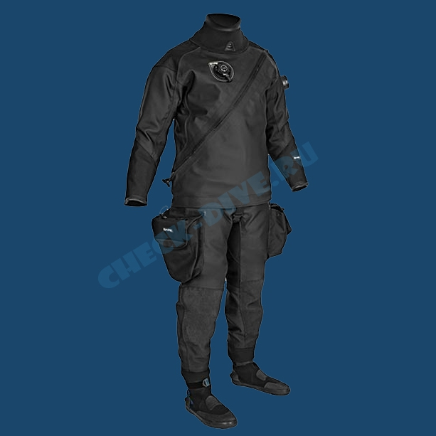 Сухой гидрокостюм Bare HDC Expedition Tech Dry