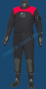 Сухой костюм Bare D6 HD Pro Dry  6