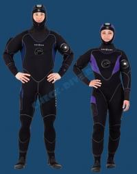 Сухой гидрокостюм Aqua Lung Blizzard 2015 мужской  3