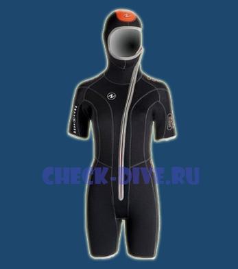 Гидрокостюм куртка Dive 5.5 мм женская