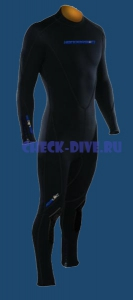 Гидрокостюм AquaLock 7мм, мужской 1