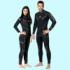 Гидрокостюм Waterproof Sport Series W30 2,5мм Lady