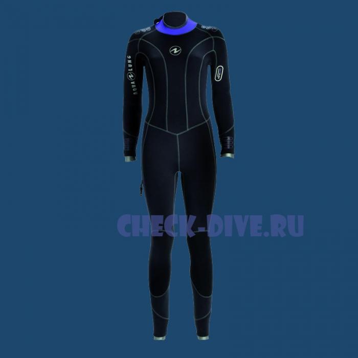 Гидрокостюм Aqualung Dive Flex 5.5мм женский