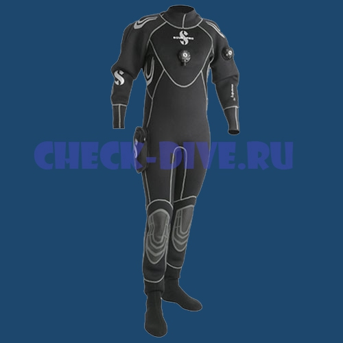 Гидрокостюм сухой Scubapro Everdry 4