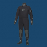 Сухой костюм Bare D6 HD Pro Dry  1