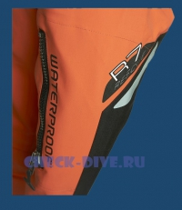 Сухой гидрокостюм Waterproof R7 Rescue 4