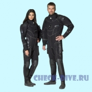Сухой гидрокостюм Waterproof D10 PRO ISS мужской